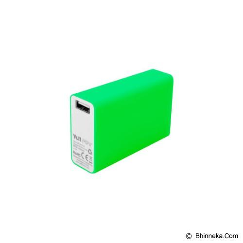 YE!! Powerbank Energy Mini Plus 5600mAh [BPR38] - Green - Portable Charger / Power Bank